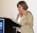 Ruth Harley, Chief Executive of the New Zealand Film Commission, launches the book