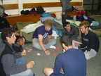Euchre at the marae