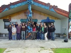 Group at Te Kiri marae 001