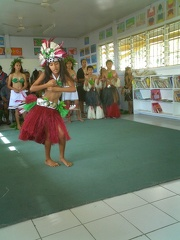 Avarua School Cultural Group