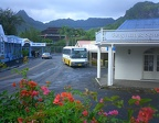 Cook Island bus