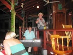 Aro a Beachside Inn - Jim entertains