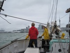 Sailing the Ted Ashby 2