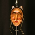 Brown Theatrical Mask (non RM) (15)